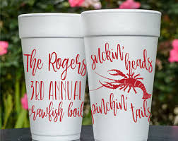 Crawfish Boil Table Decorations by Crawfish Boil Etsy