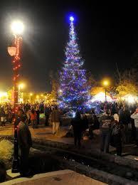 Christmas Tree Lane Fresno Ca History by Lights Parades Holidays Modesto Area Communities Ready To