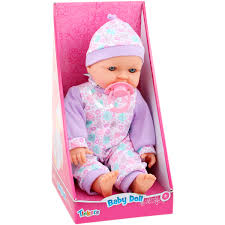 Tinkers Baby Doll BIG W