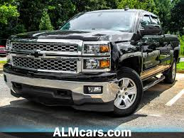 2015 Used Chevrolet Silverado 1500 4WD Double Cab 143.5