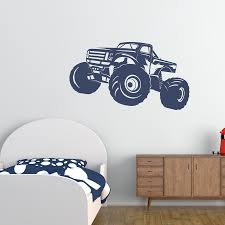 Monster Truck Wall Decal Cars Wall Decals Best Vinyl Decal Monster Truck Garage Decor Cstruction For Boys Fire Truck Wall Decal Department Art Custom Sticker Dump Xxl Nursery Kids Rooms Boy Room Fire Xl Trucks Stickers Elitflat Plane Car Etsy Murals Theme Ideas Racing Art