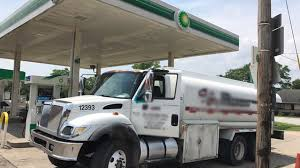 100 Truck Fuel Truck Driver Overdosed At Gas Station With Vehicle Running