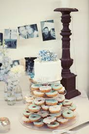 Doughnut Wedding Cake Photo By Kirralee Photographer View More