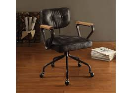 Squan Furniture Hallie Black Office Chair