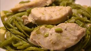 comment cuisiner les haricots verts recette cookeo escalope de poulet aux haricots verts