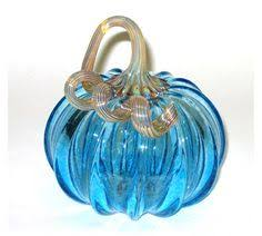 Blown Glass Pumpkins Boston by Purple Blown Glass Pumpkin 4 5