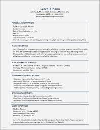 Cv About Me Examples New Resume With Lots Experience Best Create A