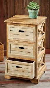 5085287701 Wooden Crate Side Table