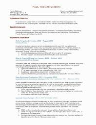 Pmo Manager Resume Sample Unique Awesome Luxury Customer Service Ficer New 9 Best