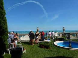 100 The Penthouse Chicago Comes Out To Party At The Air Water Show 1550 N