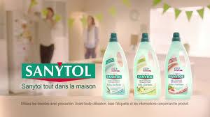 sanytol salle de bain sanytol nettoyant désinfectant sols surfaces 2016