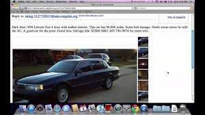 100 Craigslist Oklahoma Trucks City Used Cars For Sale Best By Owner Options