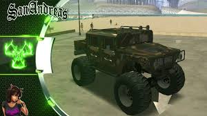 Hummer H1 Monster Truck GTA San Andreas Car Mod - YouTube Hilarious Gta San Andreas Cheats Jetpack Girl Magnet More Bmw M5 E34 Monster Truck For Gta San Andreas Back View Car Bmwcase Gmc For 1974 Dodge Monaco Fixed Vanilla Vehicles Gtaforums Sa Wiki Fandom Powered By Wikia Amc Pacer Replacement Of Monsterdff In 53 File Walkthrough Mission 67 Interdiction Hd 5 Bravado Gauntlet