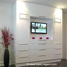 placard encastrable chambre armoire encastrable pour chambre armoire de rangement dans une