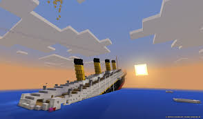 Minecraft Titanic Sinking Map by Map Escape From Titanic For Minecraft Android Apps On Google Play