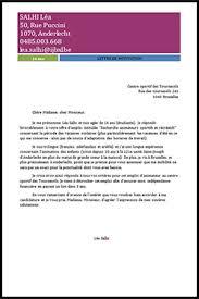 Lettre De Motivation Promotion Interne Lettres Modeles En Modèles De Lettres Pour Vonlontariat International Le Monde