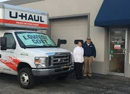 American Auto Sales Now A U-Haul Neighborhood Dealer | Business ... American Auto Sales Now A Uhaul Neighborhood Dealer Business Repurposes Centuryold Building For New Store In Orange Image Used Uhaul Cargo Vans For Sale Allegheny Ford Truck Lafayette Circa April 2018 Moving Rental Location U 17 Ft Beautiful Trucks Tractors Trailers Work From Home Is Hiring Seasonal Customer Service Agents Self Storage Units Jupiter Fl Park 10 Haul Video Review Box Van What You Rentals Austin Boats Motors Can Your Business Benefit From Purchasing Used Box Truck