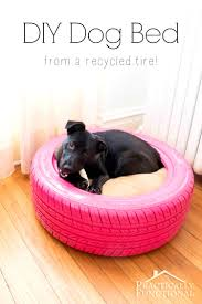 Extra Large Orthopedic Dog Bed by Bedroom Agreeable Diy Dog Bed From Recycled Tire Practically