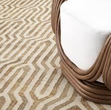 casa padrino luxus wohnzimmer teppich naturfarben weiß 300 x 400 cm luxus qualität