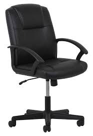 Amazon.com: Essentials Leather Executive Office/Computer Chair With ... Classic Leather Executive Office Chair Rapid Fniture Shop Highback Traditional Tufted Osp Black Bonded With Wood Trim L Amazoncom Halter Hal007 Eames Style Cream Faux Mulberry Moon Made For Comfort Ez Brown Taupe 500lb High Back Go2092m1tpgg Bizchaircom Staples Giuseppe Ea119 Chair Design Seats Buy Designer Flow Hon Atwork Canada