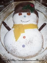 gâteau bonhomme de neige je m éclate dans ma cuisine