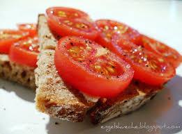 essen aus engelchens küche tomaten brot