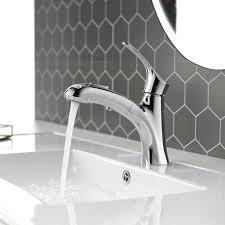 wasserhahn bad waschbecken armatur mit herausziehbarer brause und eine pause taste badarmatur mischbatterie bad einhandmischer bad waschtischarmatur