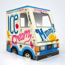 100 Big Worm Ice Cream Truck OTO Gift Ideas Party