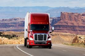 100 Cascadia Trucks Freightliner For Easy Control Heavy Weight Truck