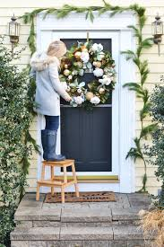 Frontgate Christmas Trees Decorated by Decorating For The Holidays U0026 A Giveaway With Frontgate Pure