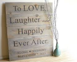 Pallet Wood Wedding
