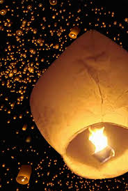 How to Make Paper Lantern Lights