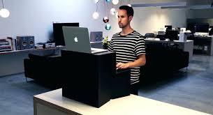 Office Depot Standing Desk Converter by Office Design Office Desk Standing Sitting Office Max Adjustable