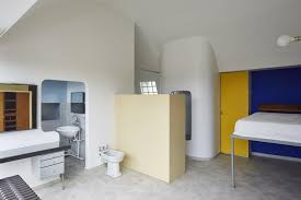 studio apartment le corbusier