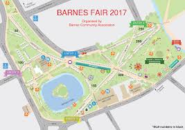 Fair Map | Barnes Community Association The Story So Far A Beautiful Day For Barnes Fair Bike Sale On Twitter Got A Bike To Sell Bring St Mary Music With Mr Barrett Jefferson Book Noble Ii Community Association Richmonds Biggest Fundraising Festival Takes Richard Sewell And Everything Has Been Bit Food Parade Paul Robertson Flickr Club Roegeneration And Sky Islands Public High School