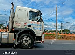 Saraburithailandmay 21 Transportation Truck On Road Stock Photo ... Trucking Rap Sheet Ny Doctor Stenced In Cdl Med Exam Scheme Waymo Ups Ante On Rival Uber Selfdriving Truck Game Antiidling Clean Air Board Of Central Pa Sanders Inc Home Facebook Truckers Review Driverless Trucks Disruption Blog 2025ad The Automated Driving Truck Service Best Image Kusaboshicom Stay Top Your Driving Data One Dead In I75 Sthbound Crash Near Archer Road Wuft News Trucks Toledo