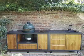 outdoor küchen kochen im freien wird zur leidenschaft