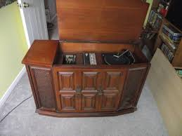 westinghouse record player cabinet