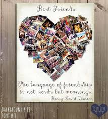 Gift for Best Friends Collage Gift for Sister Sorority