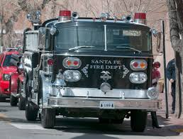 Restored Fire Truck Now 'memorial Pumper' | Albuquerque Journal