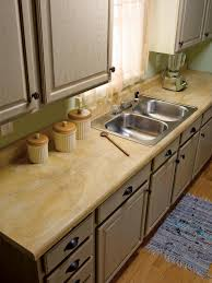 Cabinet Refinishing Kit Before And After by How To Repair And Refinish Laminate Countertops Diy
