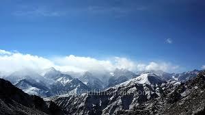 mountain ranges of himalayas himalaya mountain range india