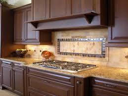 kitchen horizontal tile backsplash soapstone countertop island