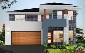 100 Home Designs With Photos New Builders Catalina 37 Double Storey