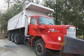 100 White Trucks For Sale 1976 Construcktor Triaxle Dump Truck