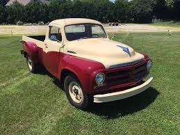 1955 Studebaker 2E Pickup 3-Speed W/ Overdrive For Sale On BaT ... Sold Please Delete 1955 Studebaker Truck The Hamb Reanimation Auto Repair Kamymash Pickup Street Hot Rod Supercharged Custom Big Studebaker E7 Youtube Autolirate Truck Cottonwood Falls Kansas Stock Photos Images Page Transtar Dales Shop Preowned 1959 Deluxe Gorgeous Runs Great In San Interchangeability Cabs For Sale Classiccarscom Cc82710 Metalworks Classics Auto Restoration Speed Bangshiftcom Ramp