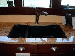 kohler cast iron kitchen sink cleaner intunition com