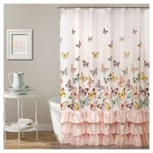 Lush Decor Serena Window Curtain by Lush Decor Shower Curtains U0026 Liners Target