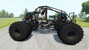 100 Bigfoot Monster Trucks Truck For BeamNG Drive