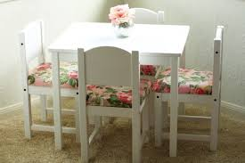 DIY Fancied Up Kids Table And Chairs-Ikea Hack | Fancy Ashley Ikea Mammut Kids Table And Chairs Mammut 2 Sells For 35 Origin Kritter Kids Table Chairs Fniture Tables Two High Quality Childrens Your Pixy Home 18 Diy Latt And Hacks Shelterness Set Of Sticker Designs Ikea Hackery Ikea